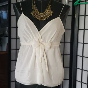 Gap cami silk  cotton top, vintage